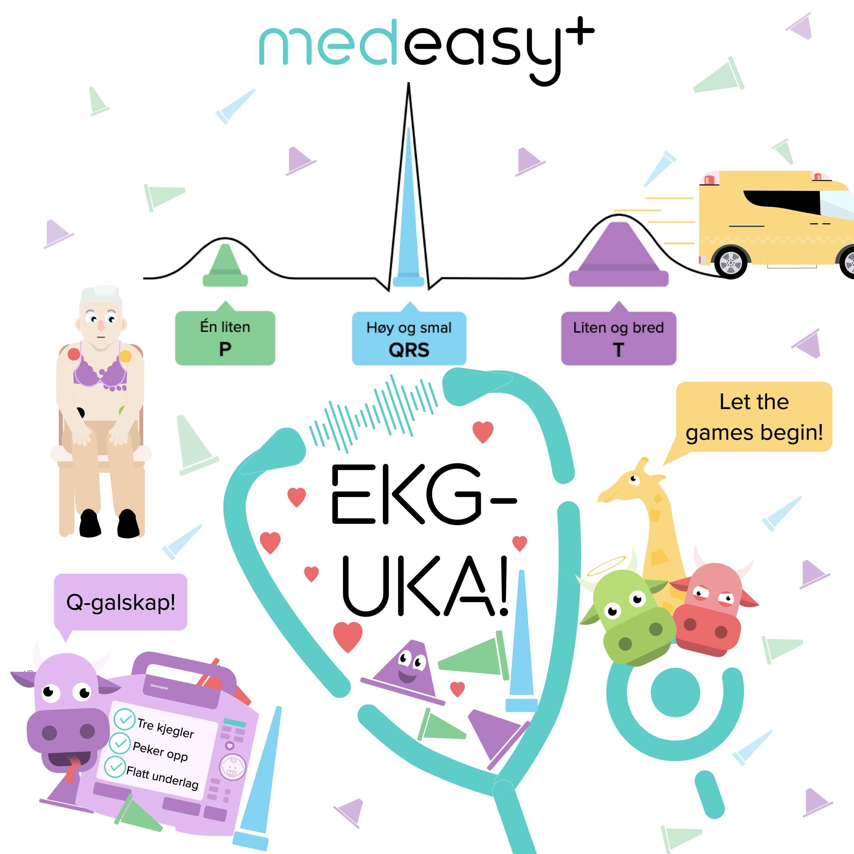 Velkommen til EKG-uka!