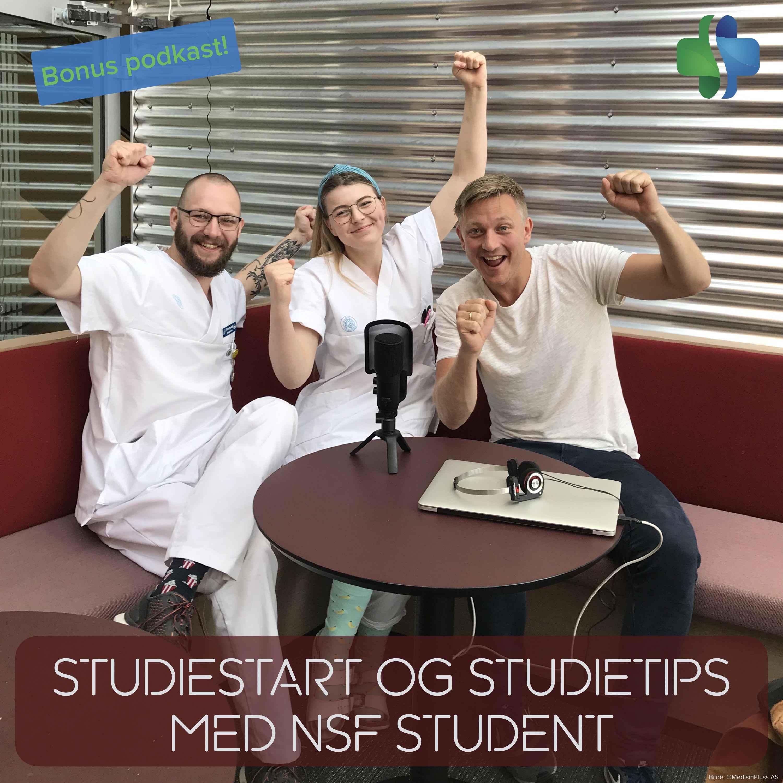 Studiestart og studietips med NSF Student
